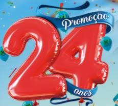 Promoção X Supermercados 2017 Aniversário 24 Anos