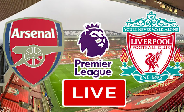 Watch Live Streaming Match Liverpool Fc vs Arsenal Fc In Premier League