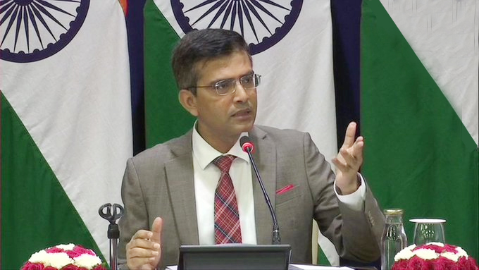 विदेश मंत्रालय की दो टूक, माहौल खराब न करे पाकिस्तान, दुनिया के सामने है सच