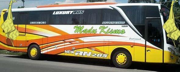 Harga Tiket Lebaran 2016 Bus Madu Kismo