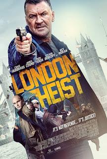 مشاهدة فيلم London Heist 2017 مترجم