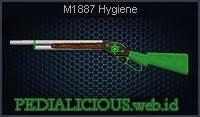 M1887 Hygiene