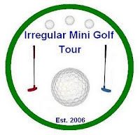 Irregular Mini Golf Tour logo