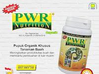 Power Nutrition - Pupuk Organik Khusus Tanaman Buah