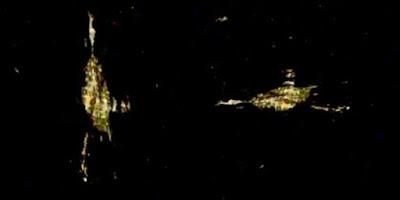 NASA ISS UFO