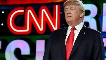 A CNN acidentalmente transmitiu fraude eleitoral enquanto acontecia ao vivo