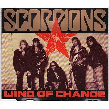 Lyrics Wind Of Change Scorpions In English