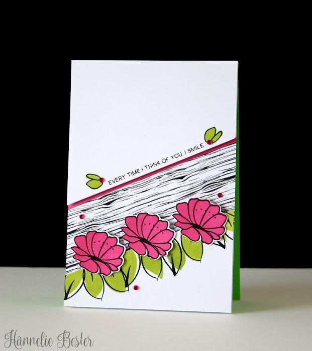Altenew Mini Blossoms