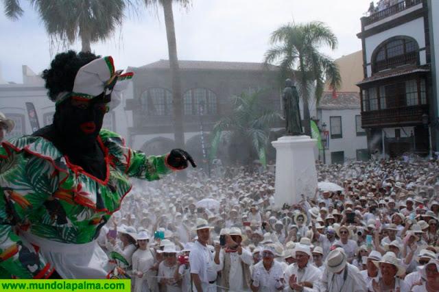 Carnaval 2018 Indianos Santa Cruz de La Palma