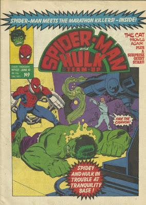 Spider-Man and Hulk Weekly #431