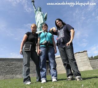 Estatua de la Libertad, NYC