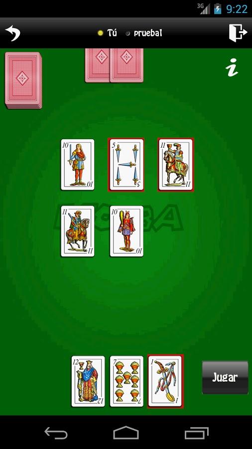 Cartados Juega Con Tus Amigos Online A Los Mejores Juegos De Cartas
