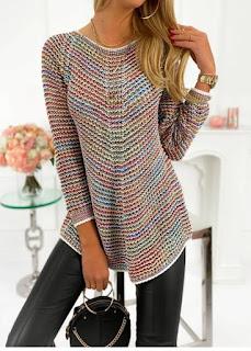 knit tunic pattern