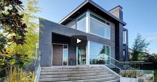 "DeArqui - ""Deseos de la Arquitectura"": Extraordinary Contemporary Home in Vancouver, British Columbia, Canada"