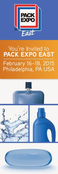 PACK EXPO East | February 16-18, 2015 | Philadelphia, PA USA