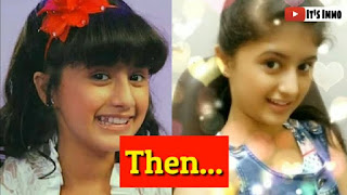 arishfa khan Tiktok Star Childhood Photo