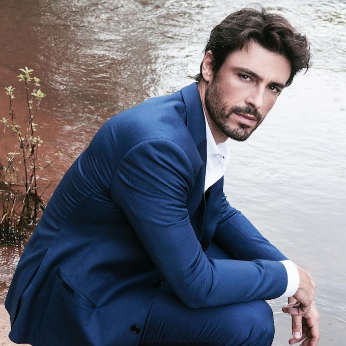 """Pedro Soltz - Was Awarded the Title of """"Sexiest International Man of the Year"""" by a Popular American Web Site (Model/Actor)"""