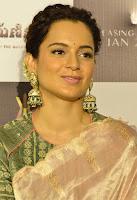 Kangana Ranaut Photos at Manikarnika Telugu Trailer Launch TollywoodBlog