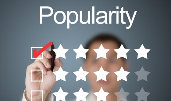 cara menerima popularitas blog