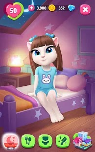 my talking angela 2 Unlimited Coins and Diamonds and diamonds apk