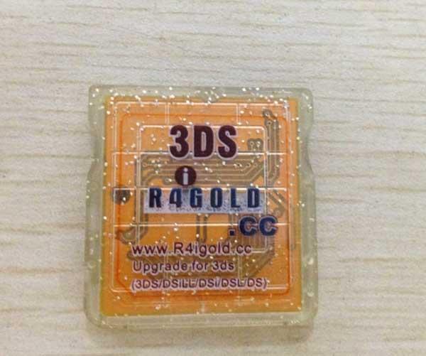 R4, R4i, R4 3DS, R4i gold 3DS, R4i SDHC: October 2012