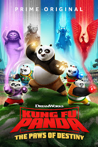 Kung Fu Panda: The Paws of Destiny Poster