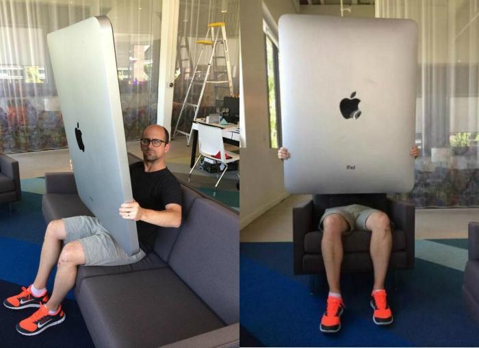 iPad Air 2, iPad Mini 4