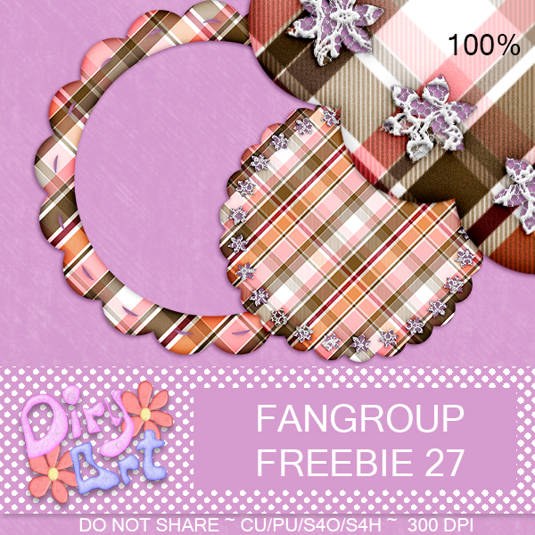 New freebie in my Fangroup