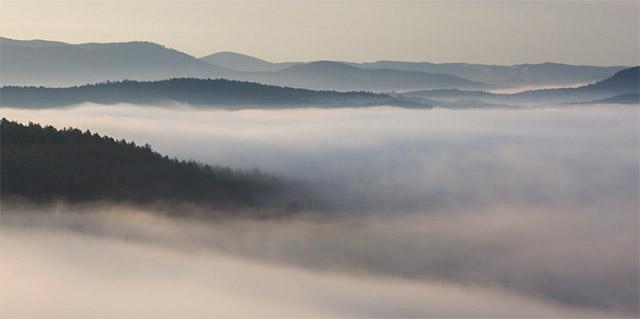 Bartın ve Kastamonu il sınırları içerisinde yer alan Küre Dağları, sonbaharda mutlaka gezilmesi gereken yerlerden