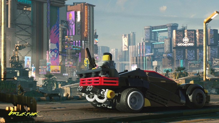 CAN'T WAIT FOR CYBERPUNK 2077 RELEASE? YOU CAN BUILD JACKIE'S CAR TODAY!