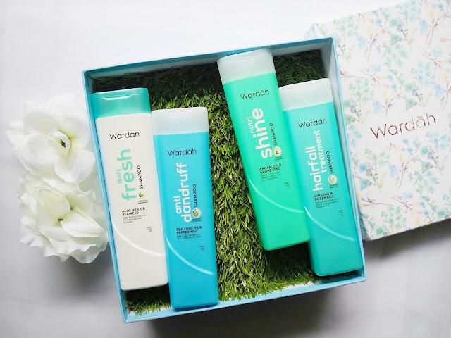 Review Wardah Shampoo lengkap