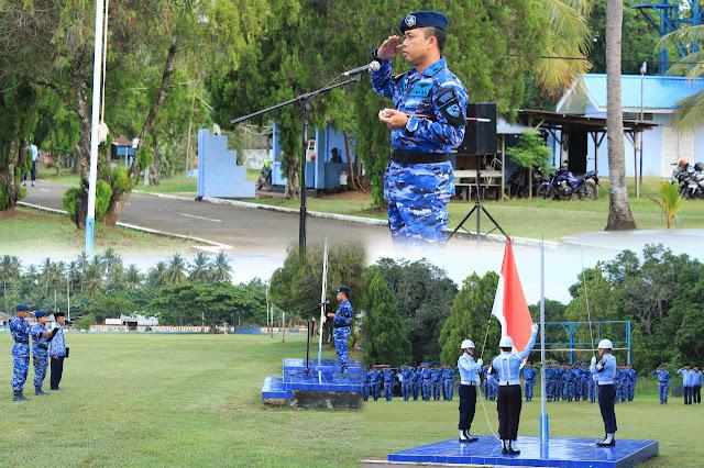 Komandan Lanud Leo Wattimena TNI Harus Memelihara dan Memperkuat Persatuan dan Kesatuan Bangsa