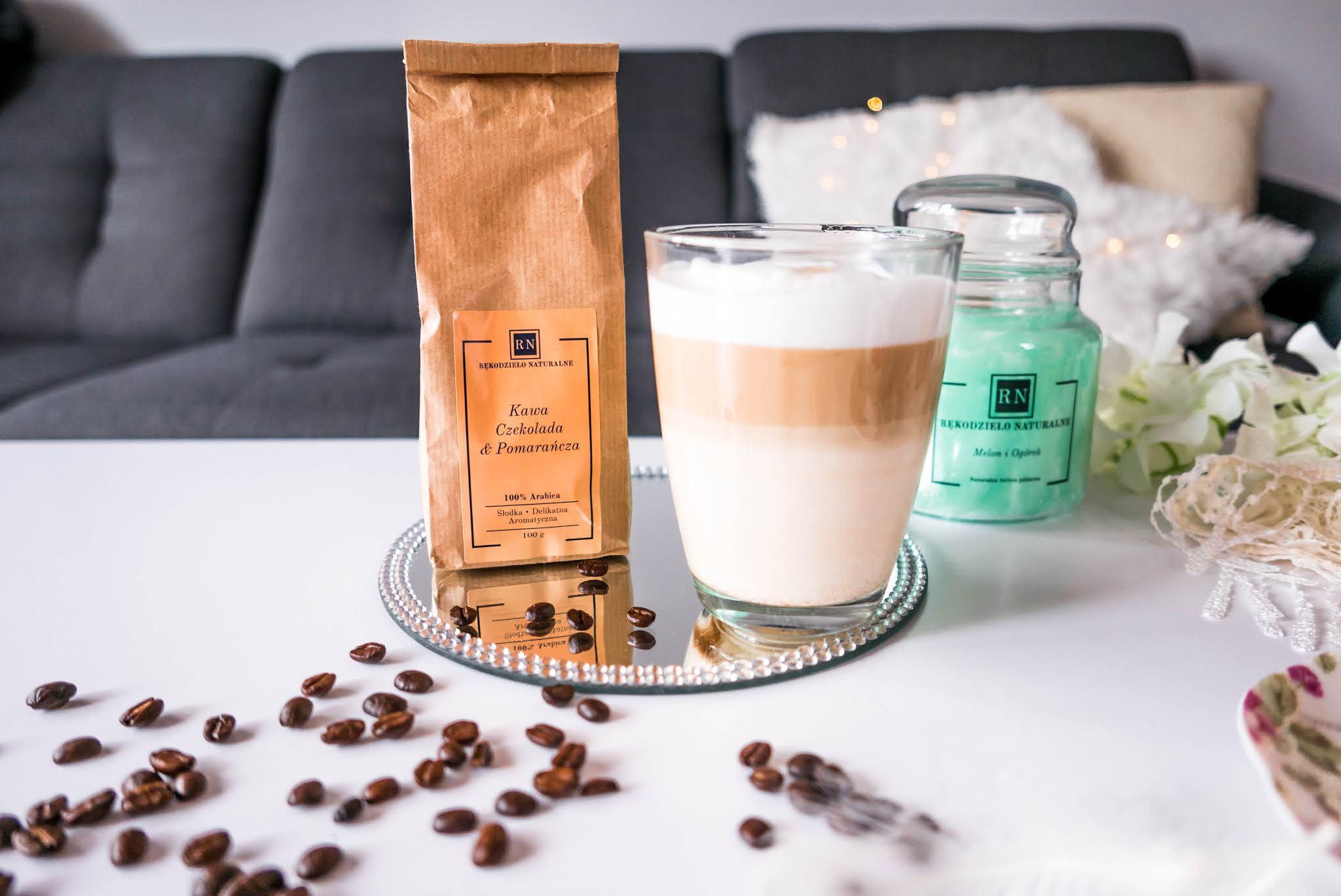 jak przyrządzić smakowe latte