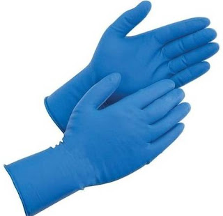 Best Powderless, Latex-free, Nitrile of small size