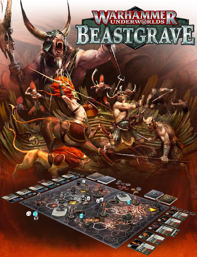Warhammer Beastgrave is up for Pre-Orders: Your Source to everything you need to know.