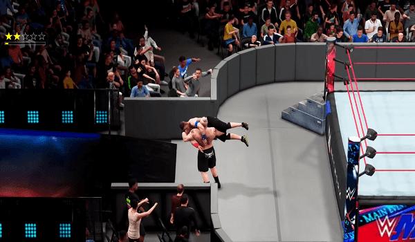 تحميل لعبة مصارعة WWE