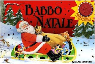Babbo Natale premi e ascolta