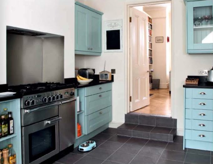 Personality Is Preferred Amazing Turquoise Kitchen