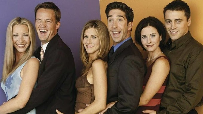 Friends se muda de Netflix a HBO