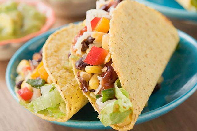 The super crunchy Tacos
