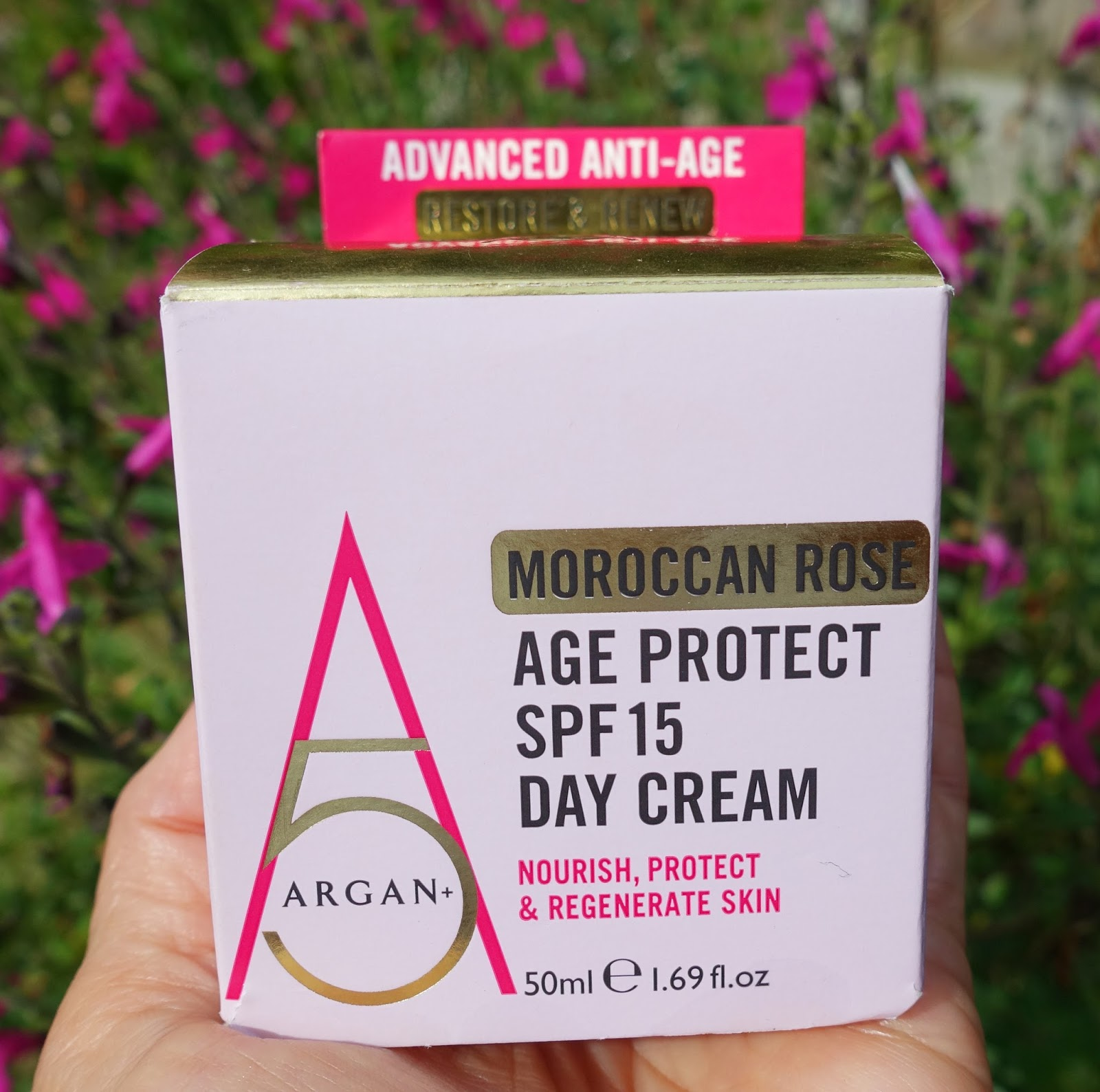 We need more rose! Is This Mutton? reviews Argan Moroccan Rose day cream