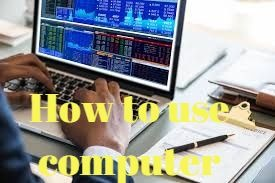 What are the basics of computer?  | Computer base connection
