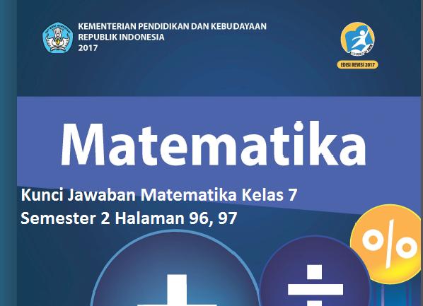 Uji Kompetensi 6 Matematika Kelas 7 Semester 2 Hal 96 Guru Ilmu