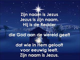 Leef je geloof: Gods kerstgesckenk