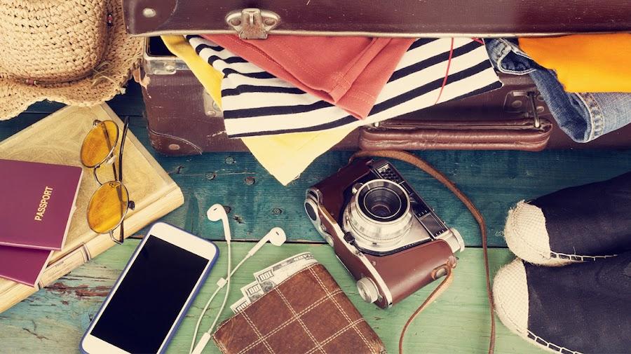 Cómo preparar las maletas para tus vacaciones