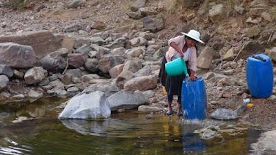 El agua, un recurso vital