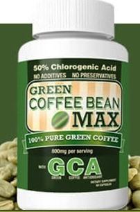 green coffee bean
