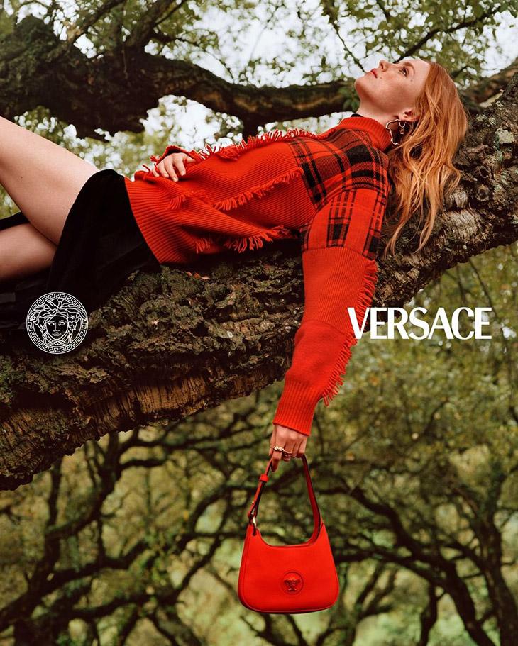 Versace Pre-Fall 2021 Campaign