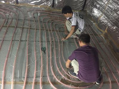 Cáp sưởi hồng ngoại Bio - Ceramic - thiết bị sưởi ấm sàn Enerpia - 220028
