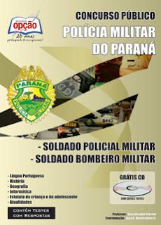 Apostila Polícia Militar PR, Soldado PMPR 2016